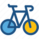 bicycle, bike, cycling, transport, cycle icon