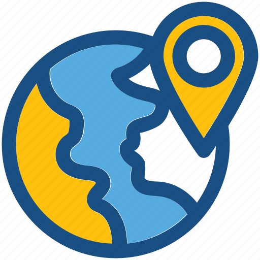 global location, location marker, location pin, map locator, map pin icon