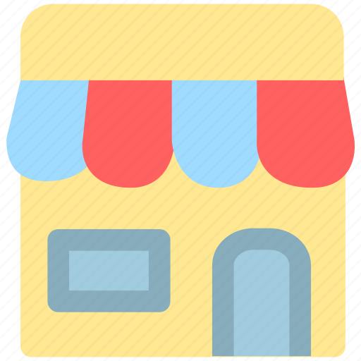 shop, shopping, travel icon
