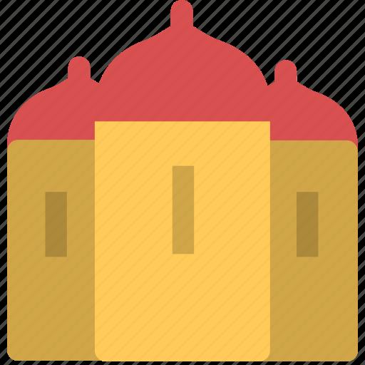 castle, tourism, travel, trip icon