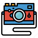 camera, photo, photography, picture, travel icon