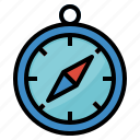 compass, direction, gps, locatio, navigation icon