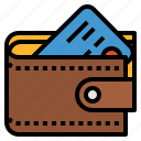 card, credit, finance, money, payment, wallet icon