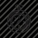 compass, arrow, direction, location, navigation, safari
