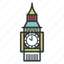 ben, big, london, watch, england, clock, time