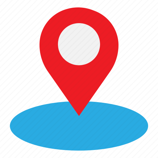 gps, location, navigation, placeholder, point icon