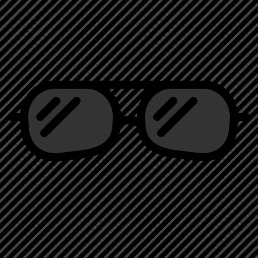 accessories, glasses, summer, sunglasses, travel icon