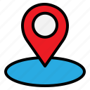 gps, location, navigation, placeholder, point