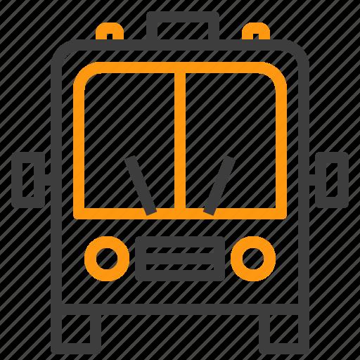 bus, caravan, holiday, travel, trip, vacation icon