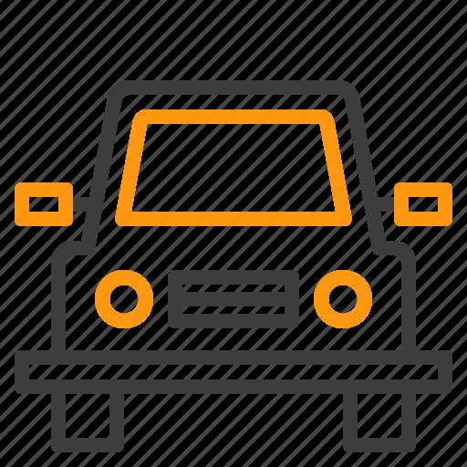 car, holiday, travel, trip, vacation icon