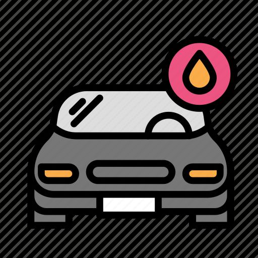 gascar, travel, trip icon