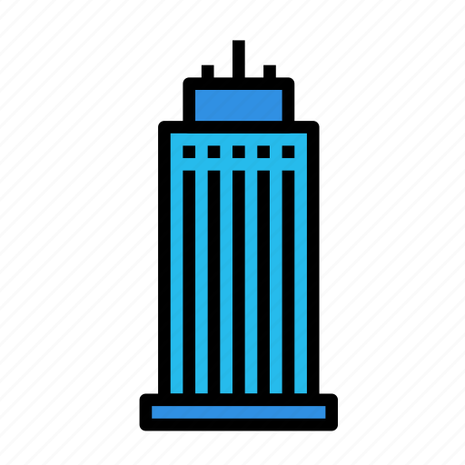 Breakcitybuilding, cityscape, office icon - Download on Iconfinder