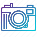 camera, photo, photography, shoot, take icon