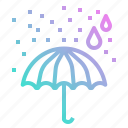 insurance, protect, protection, rain, umbrella icon