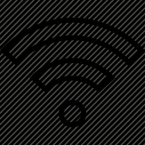 fi, internet, journey, travel, wi icon