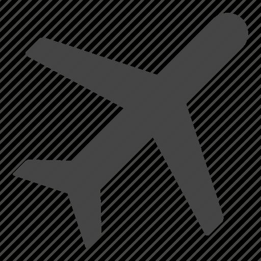 flight, fly, plane, travel, trip, vacation icon