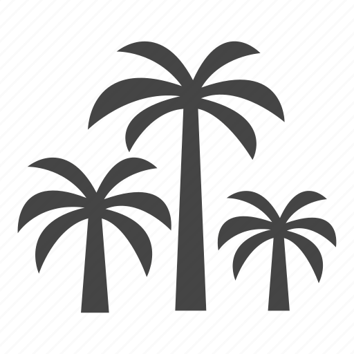 forest, jungle, landscape, travel, tree, trees, trip icon