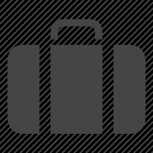 bag, briefcase, carry, handbag, luggage, tourism, travel icon