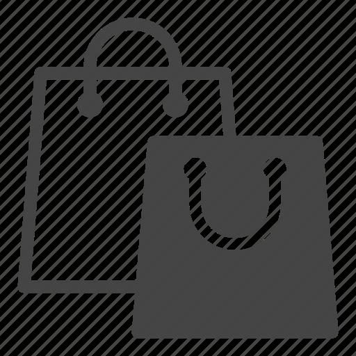 bag, bags, paper bags, shop, shopper, shopping icon