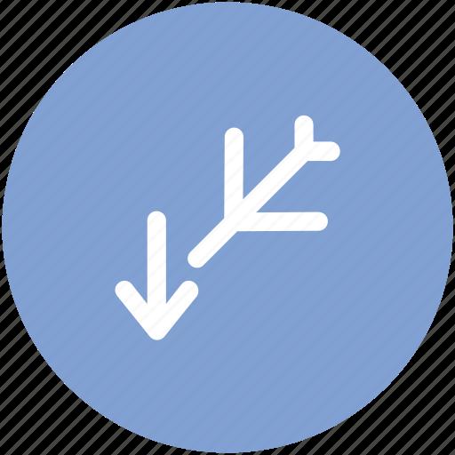 aeroplane, air travel, aircraft, airplane, plane, plane landing, travelling icon