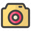 camera, explore, tour, tourism, travel, trip icon