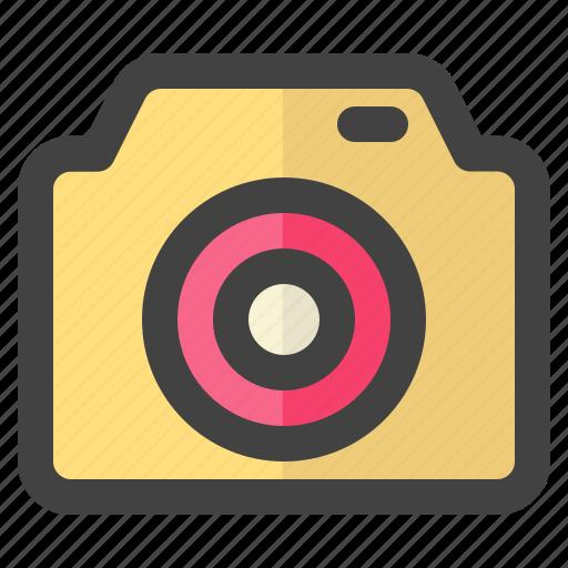 camera, explore, tour, tourism, travel, trip icon