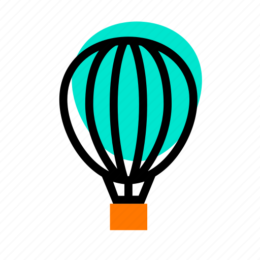 balloon, travel, trip, vacations icon