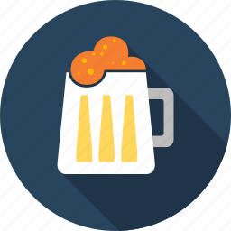 beer, beverages, drinks, travel icon