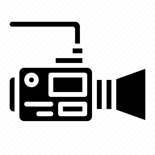 Camera, cinema, movie, technology, video icon - Download on Iconfinder