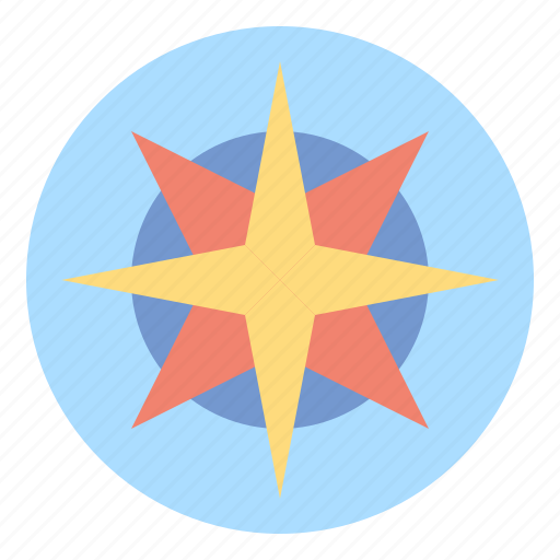 Compass, gps, location, map, navigation icon - Download on Iconfinder