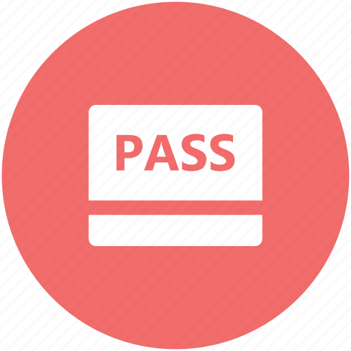 event pass, event ticket, function card, pass, ticket, vip card, vip pass icon