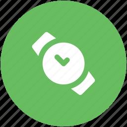 accessory, fashion, hand watch, timer, watch, wrist watch icon