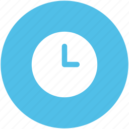clock, schedule, time, timepiece, timer, wall clock, watch icon