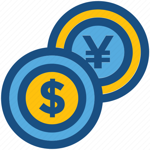 cash, currency, dollar, money, yen icon