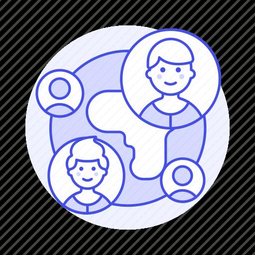 1, coworker, friend, international, landmarks, location, network, online, places, team, travel, user icon