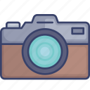 cam, camera, device, electronic, lens, photography icon