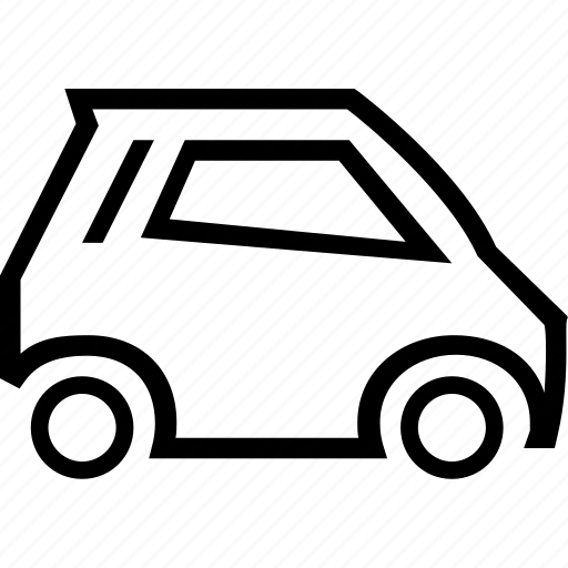 car, small, transport, travel, vehicle icon