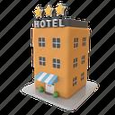 hotel, travel, tourism, resort, trip, residential, tourist