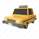 taxi, car, transport, travel, transportation, vehicle, automobile