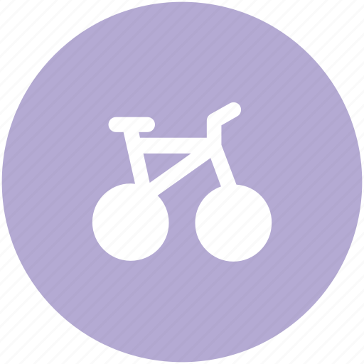 bicycle, bike, cycle, cycling, exercise, ride, transport icon