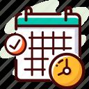 time, schedule, event, calendar, date, travel