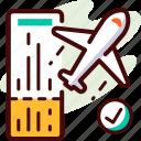 ticket, flight, plane, booking, travel