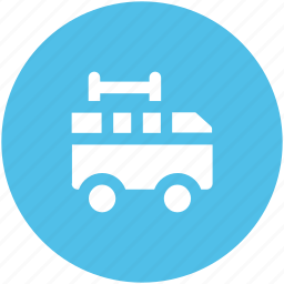 bus, public bus, public transport, public vehicle, transport, transport vehicle, vehicle icon