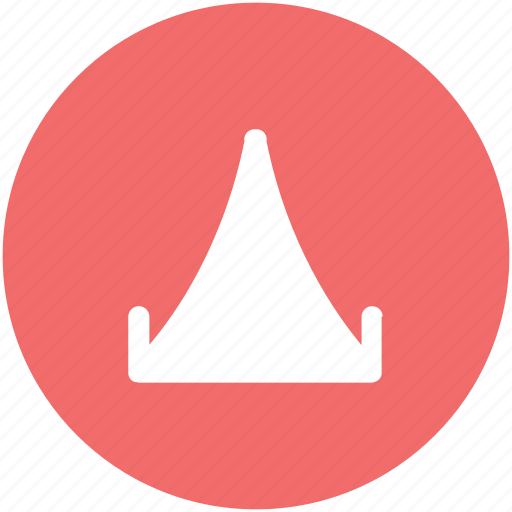 beach tent, camping, tent, tent house, tepee icon