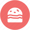 burger, cheeseburger, fast food, food, hamburger, junk food icon