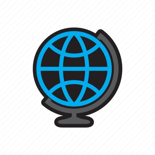 Globe, travel, world icon - Download on Iconfinder