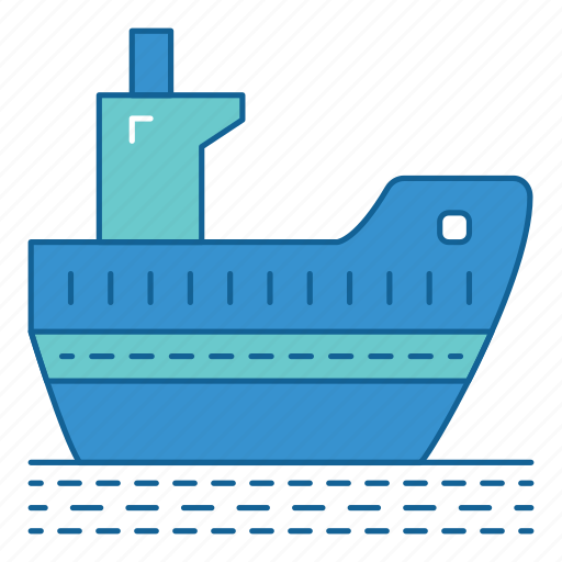 Harbour, holiday, ship, transportation, travel, vacation, vechile icon - Download on Iconfinder