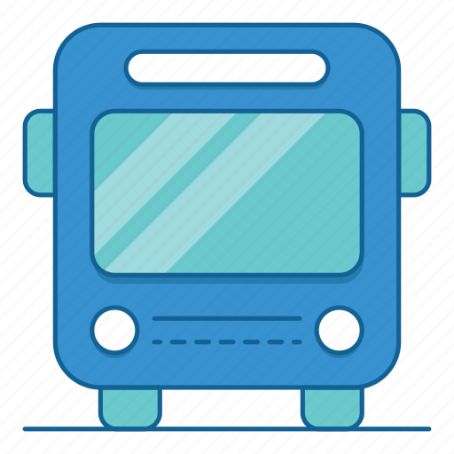 Bus, holiday, transportation, travel, vacation, transport icon - Download on Iconfinder