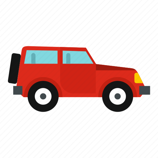 auto, automobile, car, jeep, transport, transportation, vehicle icon