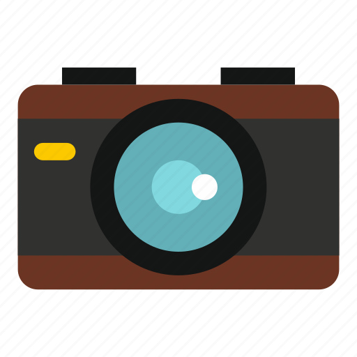 camera, digital, equipment, film, lens, photographer, photography icon